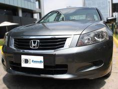 Honda Accord 2.4, 2008 interior espacioso y nueva tecnología