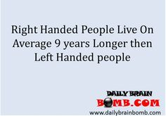Random Fact No. 002