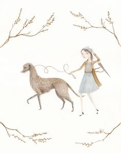 Wolfhound by Julianna Swaney,