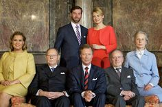 Bride's mother dies two months before Luxembourg royal wedding - Picture 2