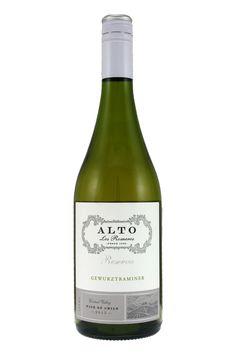 Alto Los Romeros Gewurztraminer Reserva 2015 from Fraziers Wine Merchants