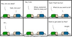 True Happiness | Cyanide and Happiness - True BBV comic? - Page 4 - BBV4Life -- Two ...