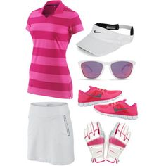Fairway Chic | Brains of the Outfit http://www.brainsoftheoutfit.com/2013/07/golf-day.html