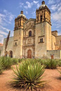 Church-Oaxaca-Mexico