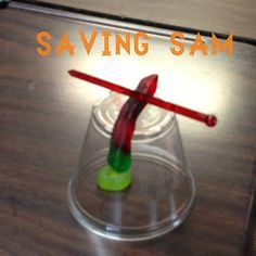 Saving Sam: A Team-Building Activity for first day