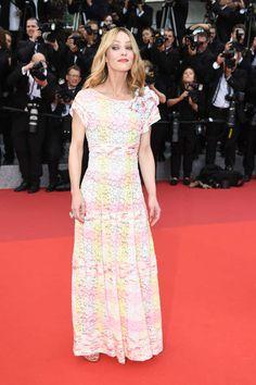 Vanessa Paradis, membre du jury, avait opté pour une robe très printanière