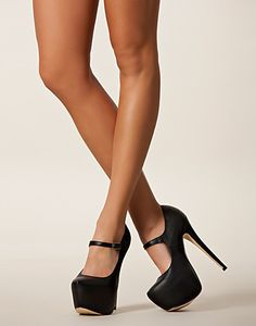 Monroe - Nly Shoes - Black - Party shoes - Shoes - NELLY.COM UK