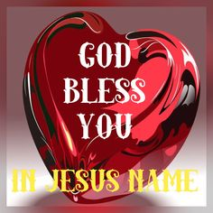 God bless you ❤️In Jesus name Bible Verses For Women, Scripture Verses, Bible Quotes, Qoutes, Christian Prayers, Christian Quotes, God Jesus, Jesus Christ, Tuesday Quotes