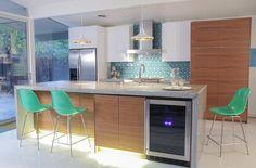 Eichler Kitchen Semihandmade Doors & Panels
