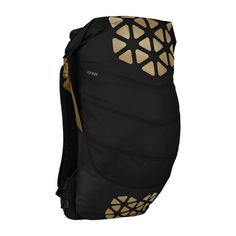 Set of backpacks, removable strong backpiece