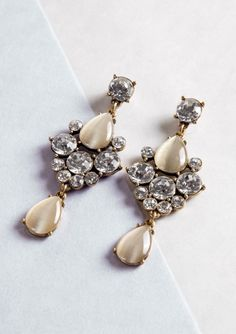 Bridal Inspired Statement #Earrings 14,90 € #happinessbtq