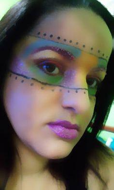 Penteadeira da Ana: Inspiração na Make da Alice Salazar, fiz do meu je...