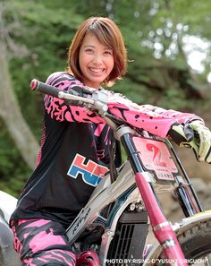 cute girl real trial rider