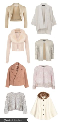 Mariage en hiver Stay stylish and snug with our round up of 27 chic & cosy cover ups. Wedding Dress Cardigan, Wedding Sweater, Shrug For Dresses, Wedding Jacket, Dress With Cardigan, Jacket Dress, Wedding Bolero, Winter Wedding Coat, Winter Wedding Bridesmaids