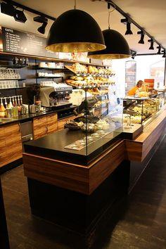 Bäckerei Gulde, Rottenburg, Theke, FREUND Ladenbau