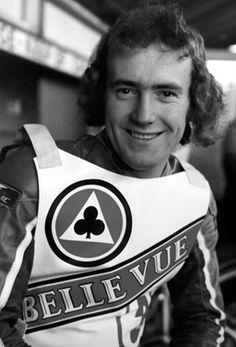 Peter Collins-Speedway world champion 1976