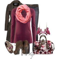 Pinks & Browns