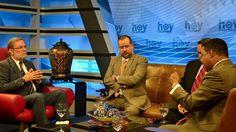 Marchena dice campaña electoral no afectará ritmo de trabajo de Danilo Medina