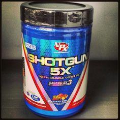 Nova formula Shotgun 5X. Super pre-treino da VPX! Produto original e lacrado! www.nutrivitasuplementos.com