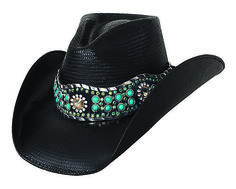 Take a look at our Bullhide Own The Night - Straw Cowboy Hat made by Bullhide by Montecarlo Hat Co. as well as other cowboy hats here at Hatcountry. Cowgirl Hats, Western Hats, Cowgirl Chic, Cowgirl Outfits, Outfits With Hats, Cowgirl Style, Western Wear, Cowboy Boots, Cowgirl Tuff