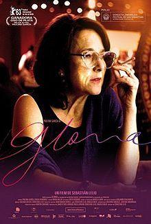 Gloria is a 2013 Chilean-Spanish drama film directed by Sebastián Lelio.
