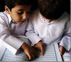 """""""The Messenger of Allah said: 'When Allah wills good for a person, He causes him to understand the religion.'"""""""