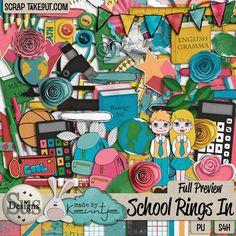 School Rings In by Sus & Dana