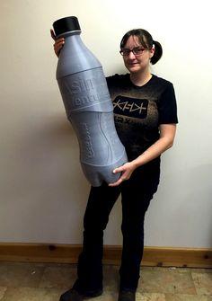 Cosine Additive 3D Prints These 1,000 Ounce Coca Cola Bottles http://3dprint.com/92817/cosine-3d-print-coke/