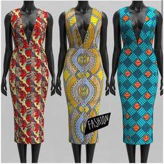 Style Inspiration: Latest Ankara Styles 2018. African dresses