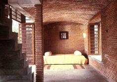 Anupama Kundoo Architect, Wall House India