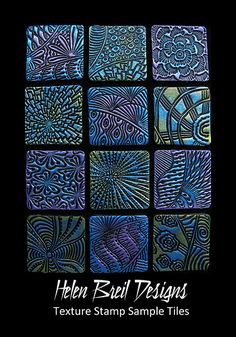 Tiles_Sampler1 by Helen Breil, via Flickr