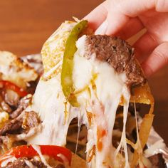 New Recipes Steak Philly Cheese Ideas Mexican Food Recipes, Beef Recipes, Cooking Recipes, Nacho Recipes, Cooking Tv, Cooking Turkey, Cooking School, Easy Recipes, I Love Food