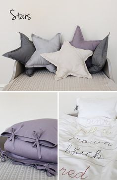 starry starry night really cool pillows very easy to make