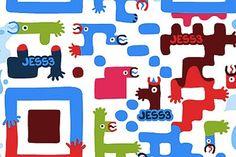 Animated QR codes.  Fun!
