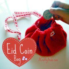 ACraftyArab Eid Coin