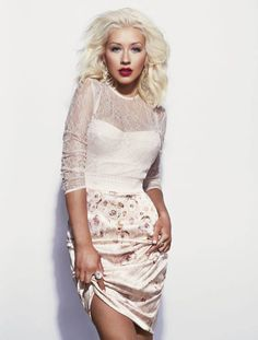 Christina Aguilera Photoshoot