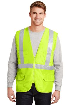 Safety Clothing Objective Black Safety Vest High Visibility Breathable Mesh Pvc Tape Outdoor Clothes With Traditional Methods