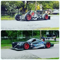 Well, the car has finally got here. I have already done a few hours of accessing and trying to decided my direction. Toby definately made some nice parts. Buggy, Homemade Go Kart, Tube Chassis, Bike Engine, Sand Rail, Diy Car, Modified Cars, Courses, Hot Cars