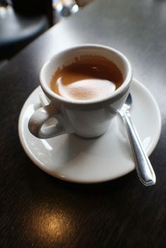 Surprise! A Double-Espresso Before Exercise May Help You Burn More Fat: Vitamin G