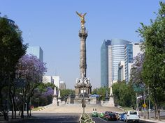 Ángel de la Independencia. Mexico City. Google Image Result for http://farm3.static.flickr.com/2389/2379336044_61f6c30a57.jpg