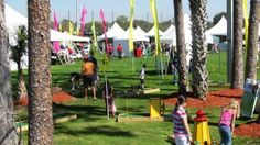 Activities for all ages at Golfweek's Golfest!