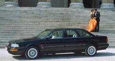 Audi V8 Limousine