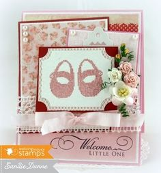 1000 Images About Cards Baby On Pinterest Baby Cards