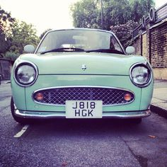 Nissan Figaro - For Lizzie....