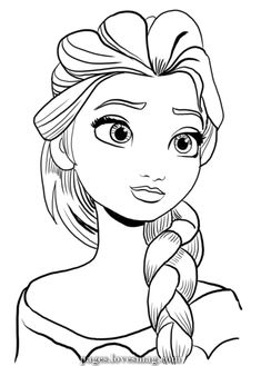 coloring pages for kids - pages coloring ; pages coloring kids ; pages coloring flowers ; coloring pages for kids ; adult coloring pages ; christmas coloring pages ; coloring pages free printable ; halloween coloring pages Frozen Coloring Pages, Disney Princess Coloring Pages, Disney Princess Colors, Cute Coloring Pages, Coloring Pages For Girls, Cartoon Coloring Pages, Animal Coloring Pages, Coloring Books, Adult Coloring