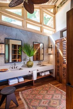 Bathroom architecture