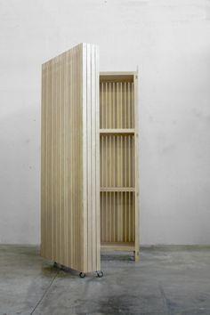 Closet Space by Studio // Rene Siebum www.studiorenesiebum.nl info@renesiebum.nl