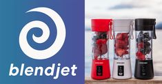 We have curated dozens of BlendJet blender recipes, and we keep adding more! See what smoothies and shakes you can make with your BlendJet blender today. Fruit Smoothies, Healthy Smoothies, Smoothie Recipes, Homemade Smoothies, Healthy Juices, Walking Tacos, Portable Blender, Wedding Wine Glasses, Jet