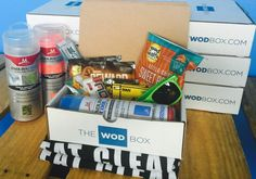 Past WOD Boxes - The WOD Box
