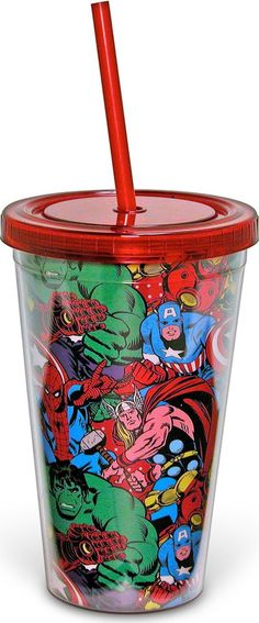 Disney Incredibles 2 Jack E  16oz Tumbler With Embossed Lid And Durable Straw